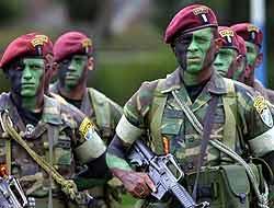 Las mejores fuerzas especiales latinoamericanas