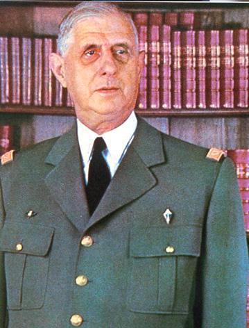 El No A Inglaterra De Charles De Gaulle Tribulaciones